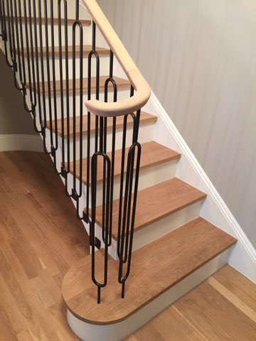 Stairway Renovation Spark Super Angel Quinde